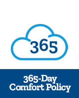 365-Day Comfort Policy