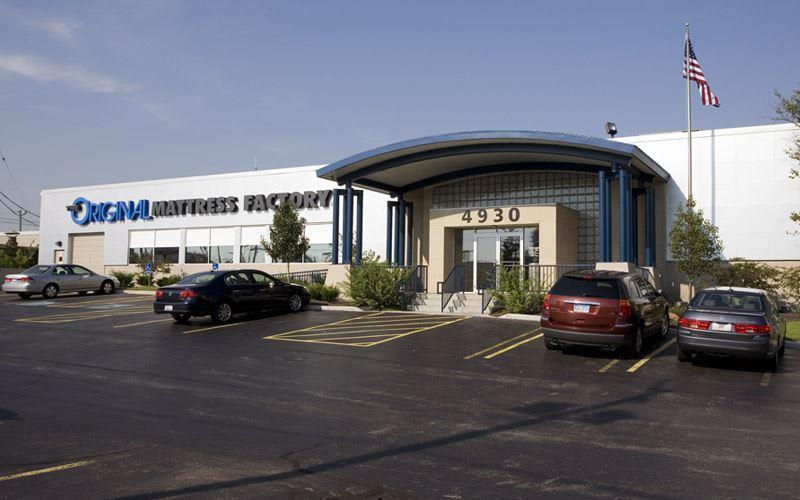Cleveland Ohio Factory