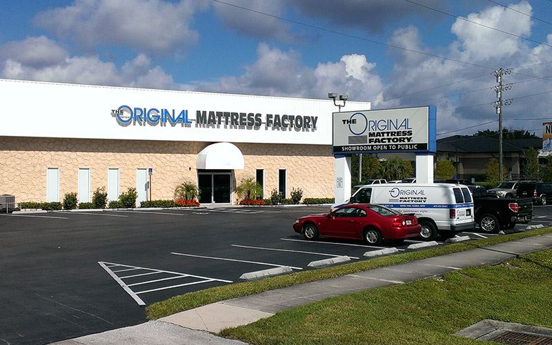 Orlando Winter Park Florida Factory Showroom