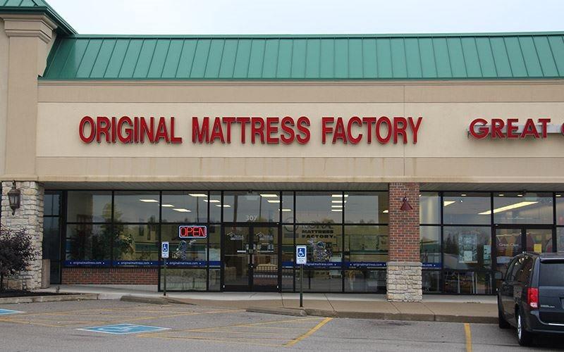 Find An Original Mattress Factory Store