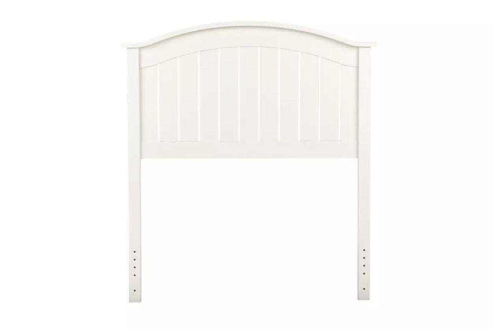 Finley Headboard White