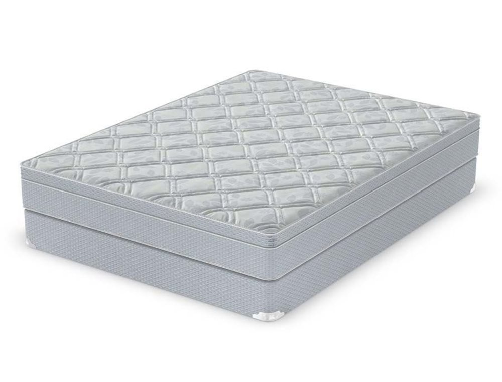 Classic Eurotop Mattress And Box Spring Set The Original Mattress