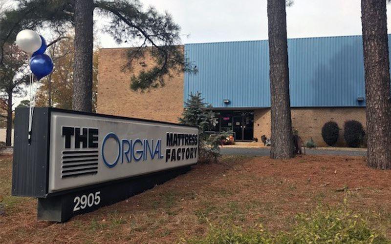 Raleigh North Carolina Mattress Factory Store Original Mattress Factory