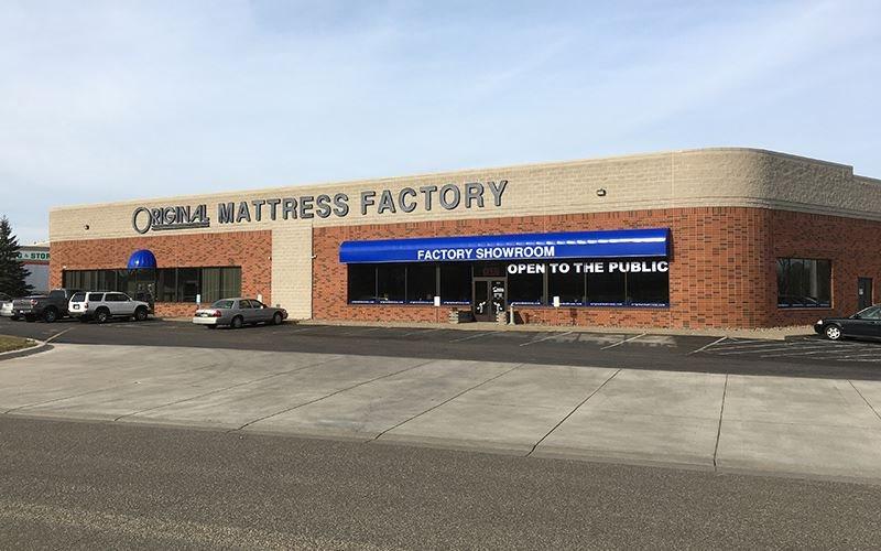 Maplewood Minnesota Mattress Factory Store Original Mattress Factory