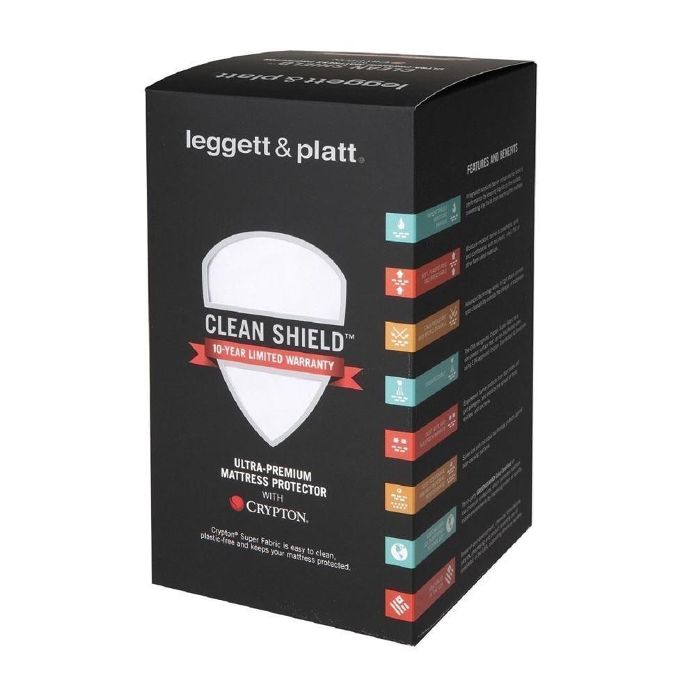 Clean Shield / Sleep Calm Plus Mattress Protector Detail