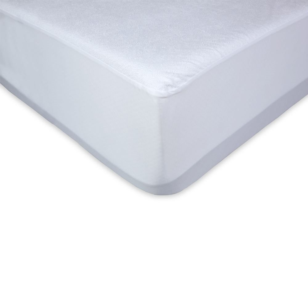 Platinum / Sleep Calm Mattress Protector Detail