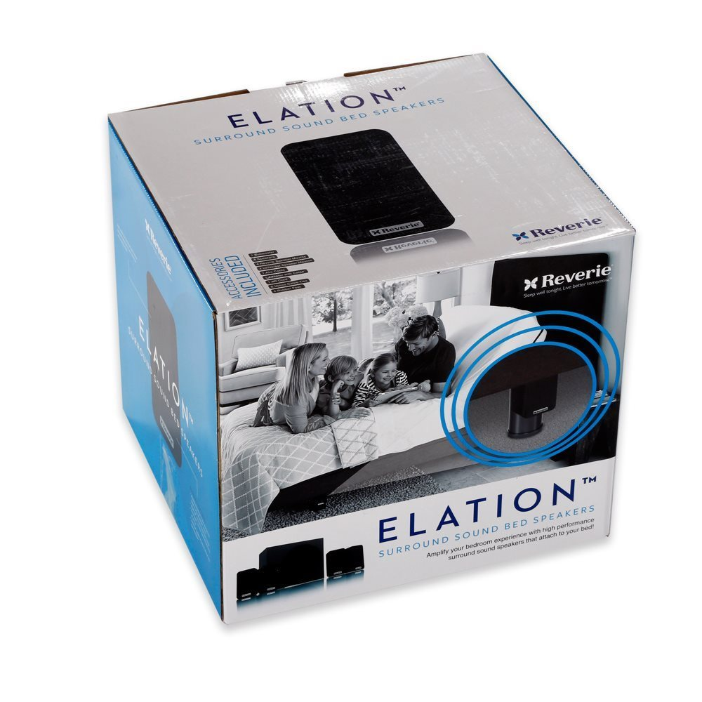 Elation Speaker Set (Elite Base)