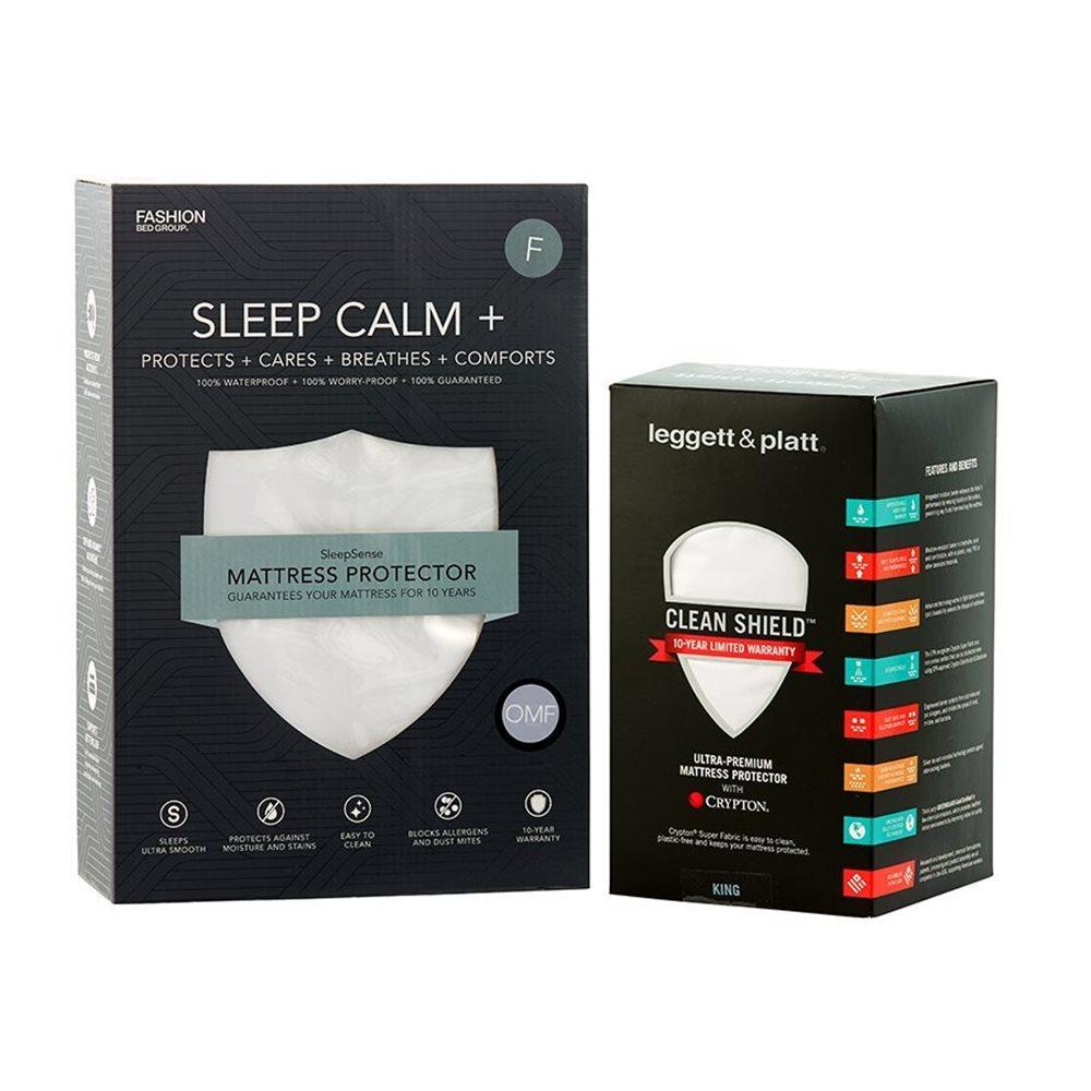 Clean Shield / Sleep Calm Plus Mattress Protector
