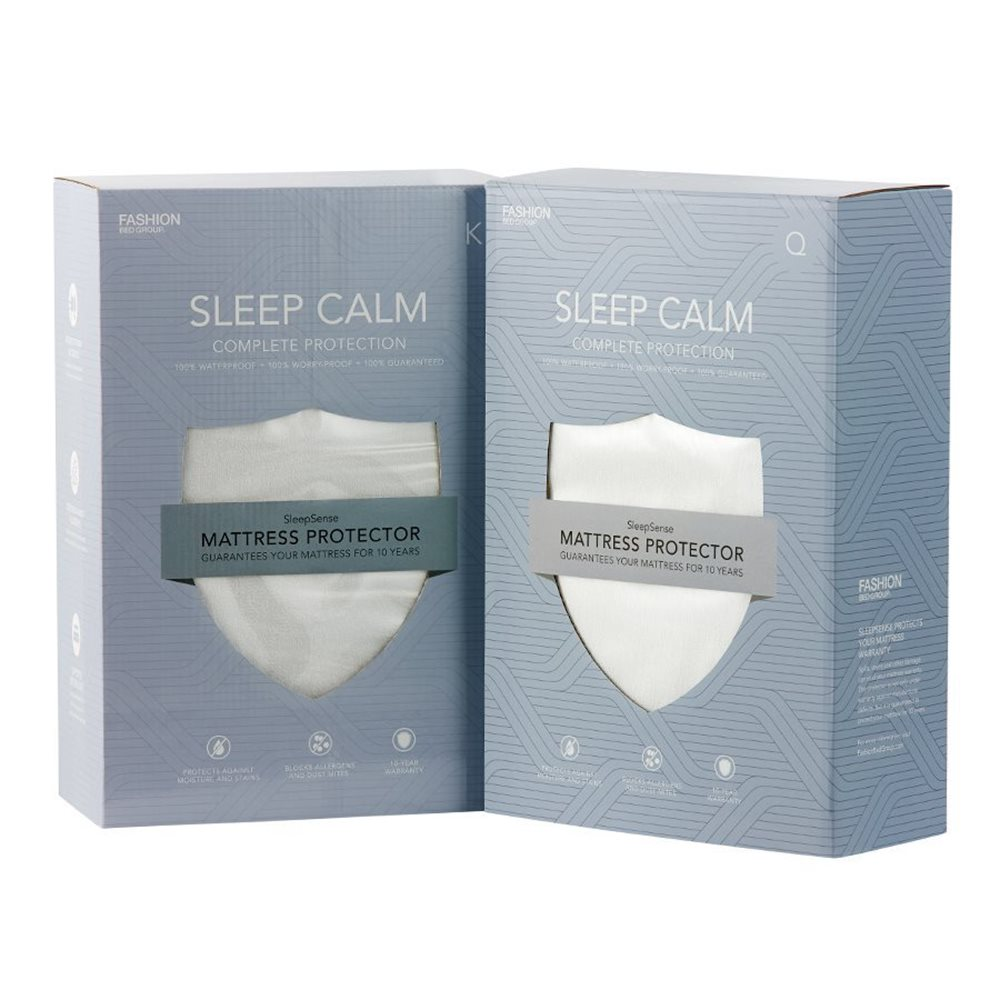 Platinum / Sleep Calm Mattress Protector