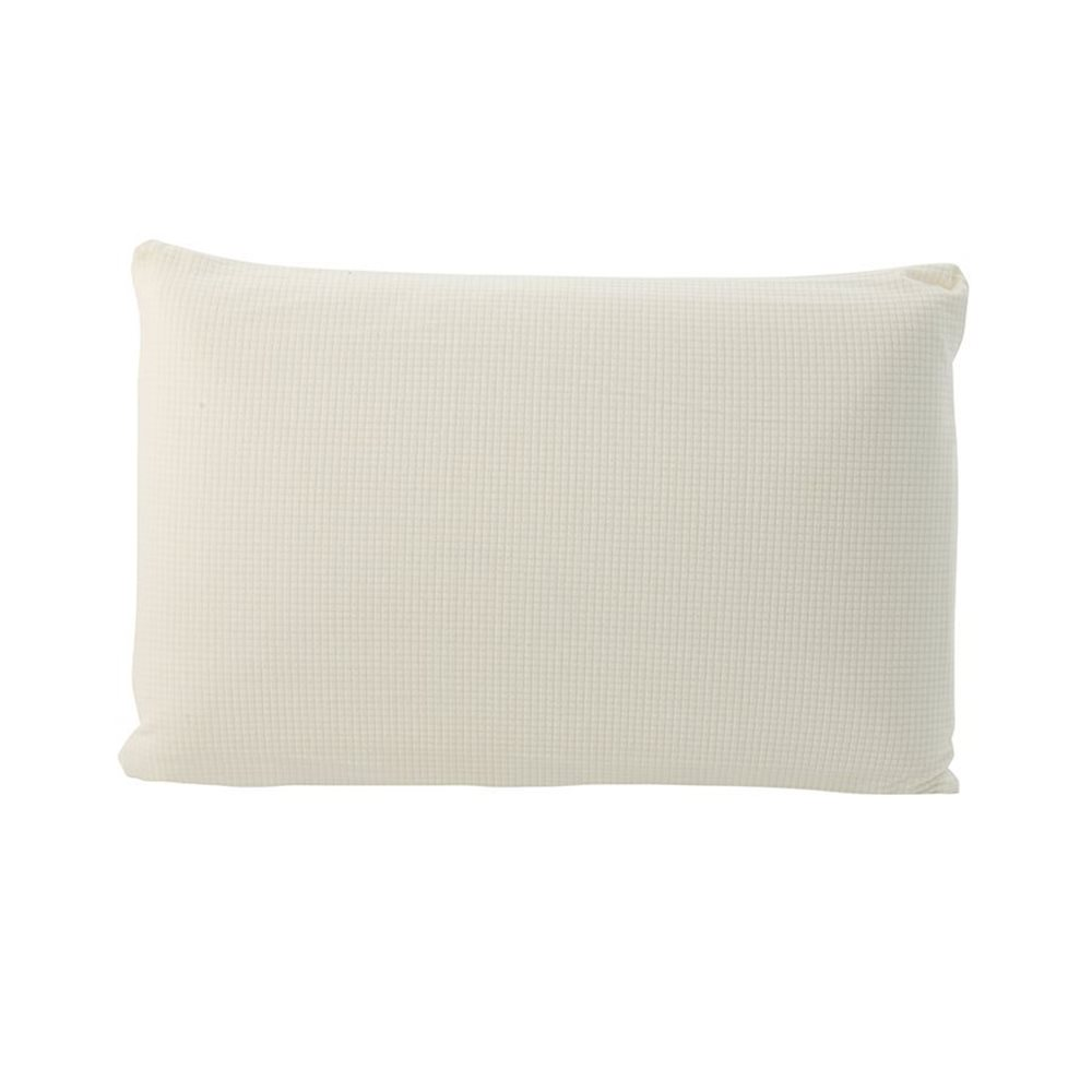 Talalay Low Profile Latex Pillow Detail