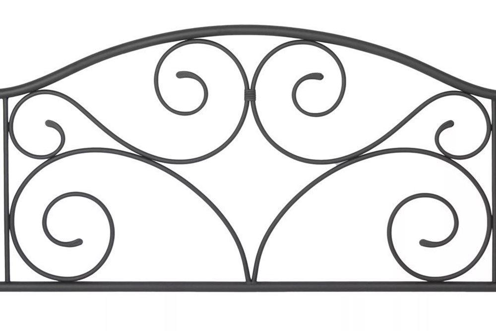 Doral Bed Detail