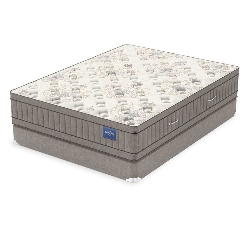 Mattress Box Spring Sets Orthopedic Eurotop Mattress Set