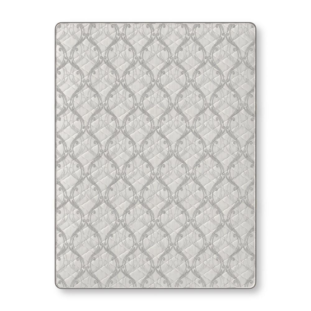 Regency Sapphire Mattress Fabric