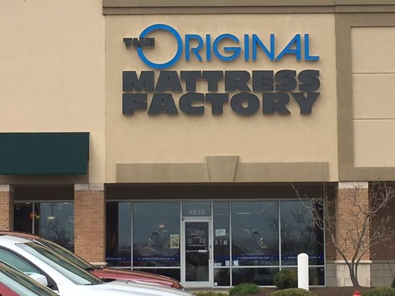 Fields Ertel Ohio Mattress Store Original Mattress Factory