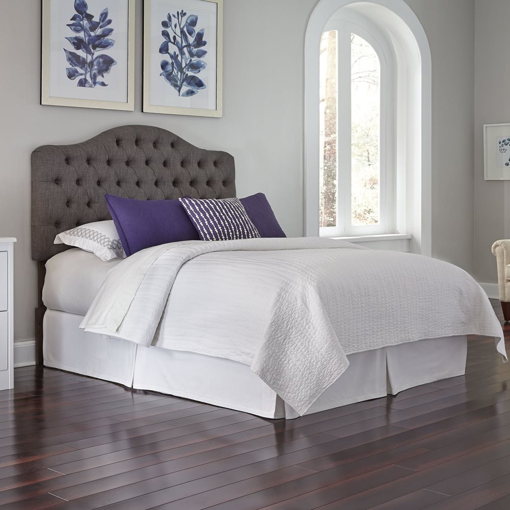 Moselle Bed Complete Bed Shown for Reference, Actual Product is Headboard Only