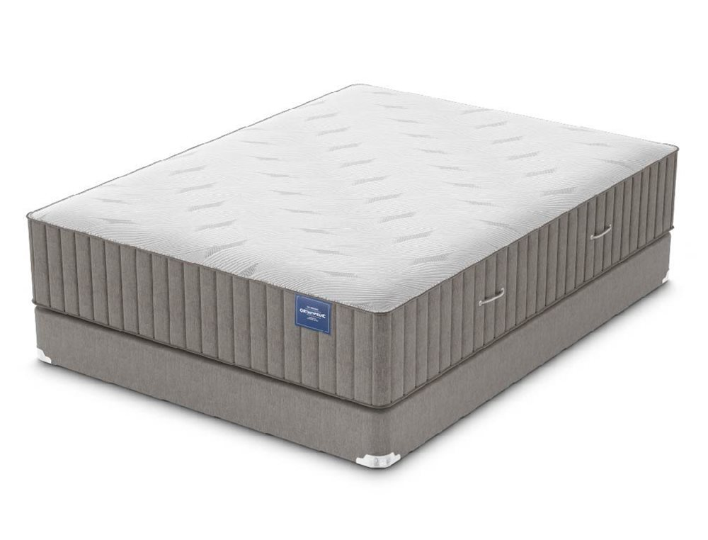 Orthopedic Hybrid Mattress Set