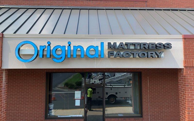 Greensboro NC Original Mattress Factory