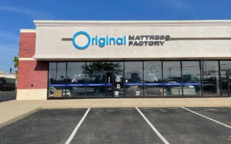 Miamisburg, Ohio Original Mattress Factory store